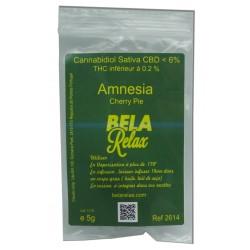 Amnesia CBD pour une infusion ou une tisane aux parfums fruités, expédition rapide et pas cher