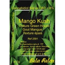 Des fleurs Mango kush pour tous les clients, occasionnels ou pas. Une fleur douce à fumer.