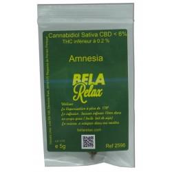Fleur cbd amnesia pour tester et infuser en famille. Grossiste cbd.