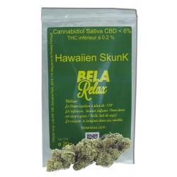 CBD en fleurs pour un moment relaxant et sans stress. Sachet économique à fumer ou infuser