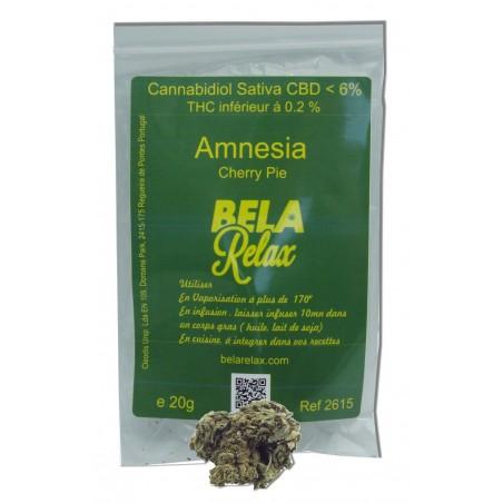 Une fleur cbd pour oublier Amnesia, mais pas de garanti !